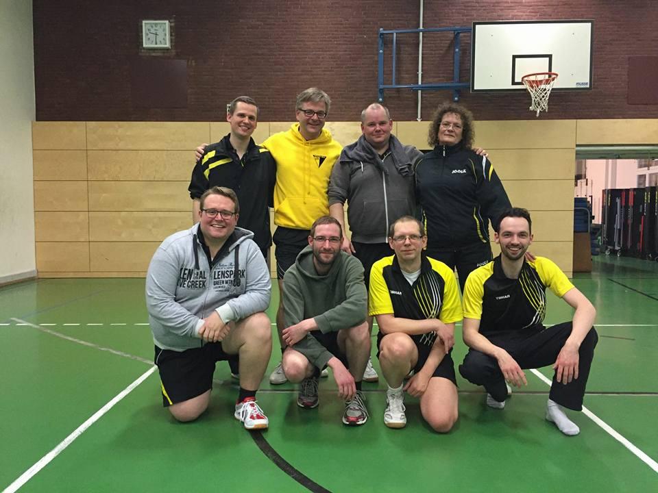 """Projekt """"4er-Teams"""" geglückt – Sparta III steigt in die 2. Kreisklasse auf!"""