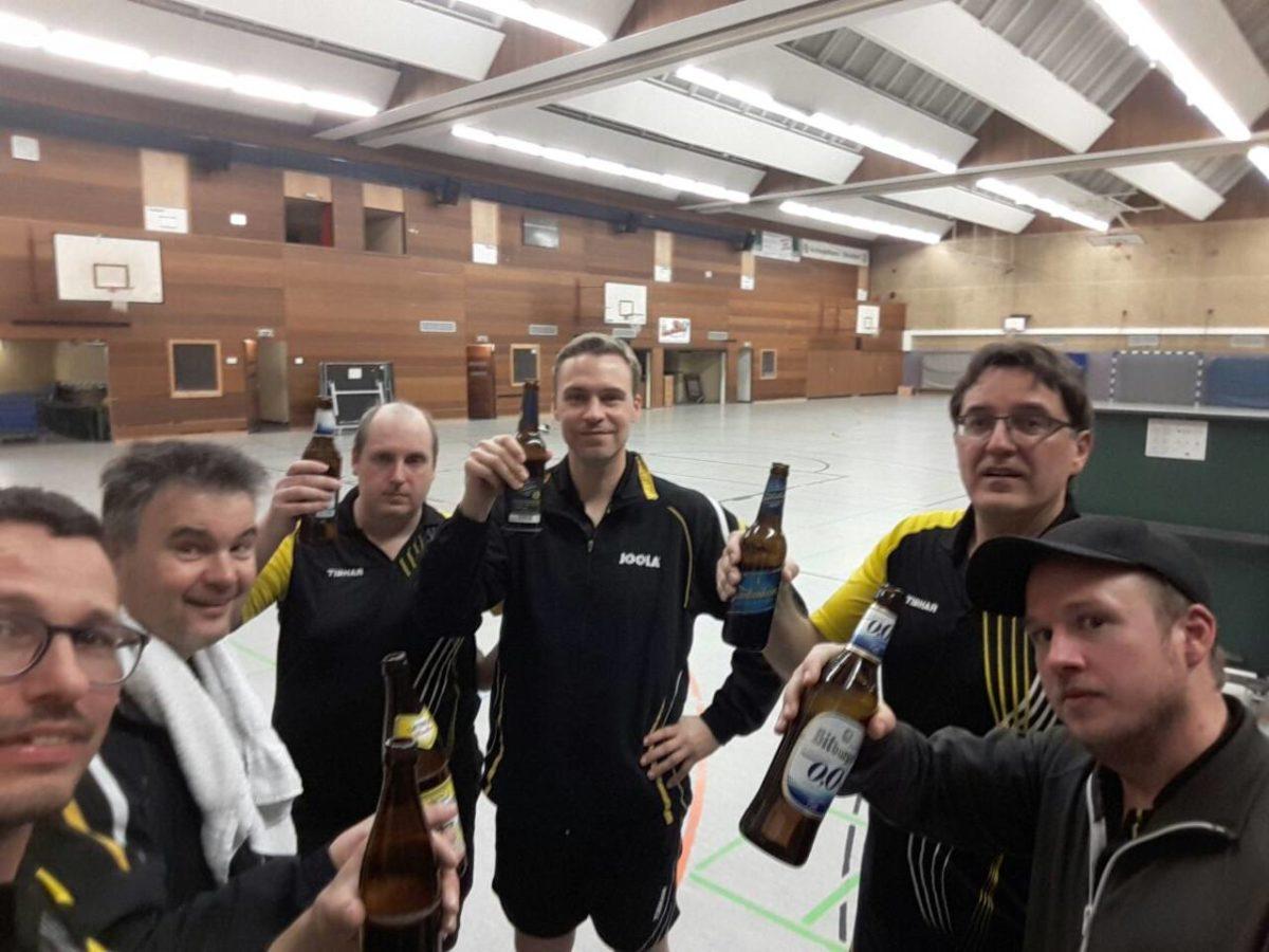 Abstieg Adé (fast) – Rückblick auf das Spiel TuS Erkrath I – DJK Sparta Bilk II